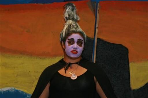 Melissa Cabrero - Theater