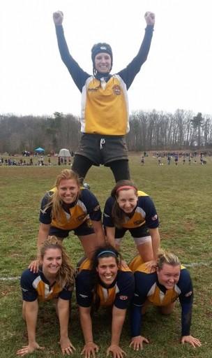 Kelsie Rugby