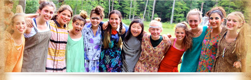 current summer camp families