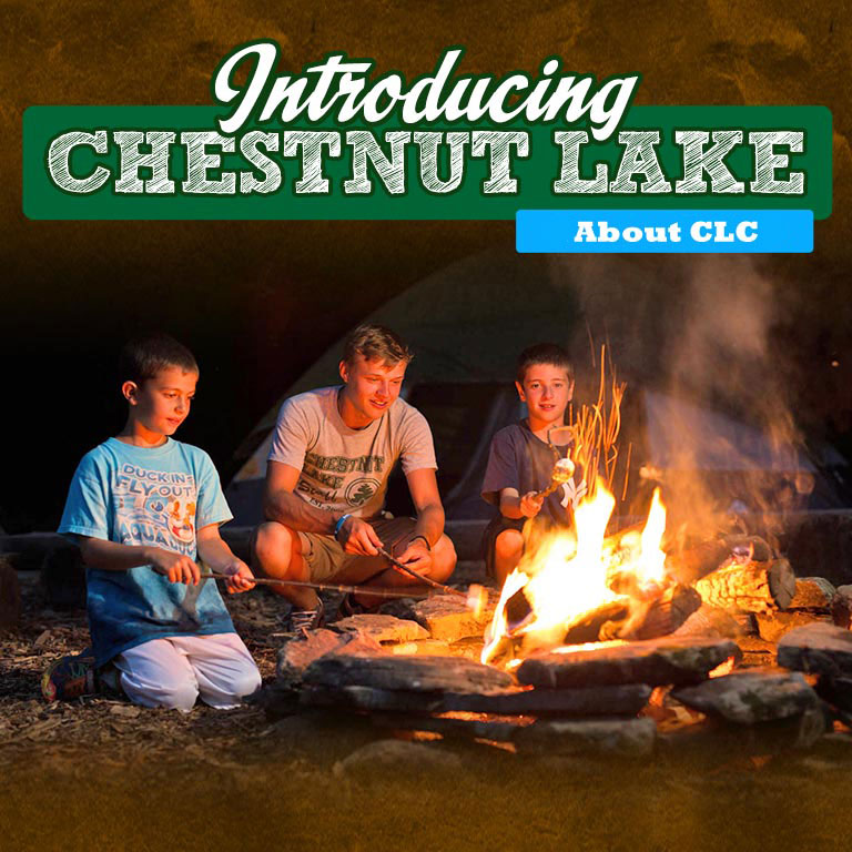 Introducing Chestnut Lake Camp